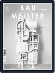 Baumeister (Digital) Subscription January 1st, 2018 Issue