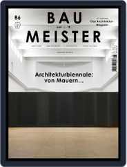 Baumeister (Digital) Subscription June 1st, 2018 Issue