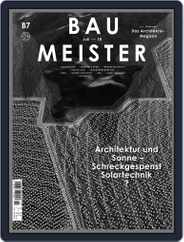 Baumeister (Digital) Subscription July 1st, 2018 Issue