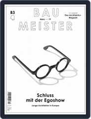 Baumeister (Digital) Subscription March 1st, 2019 Issue