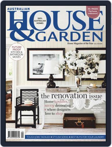 Australian House & Garden April 1st, 2019 Digital Back Issue Cover
