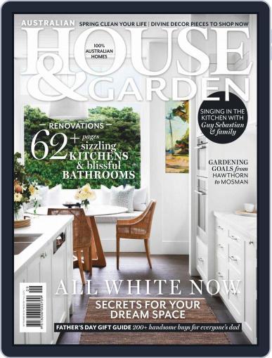 Australian House & Garden September 1st, 2019 Digital Back Issue Cover