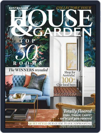 Australian House & Garden November 1st, 2019 Digital Back Issue Cover