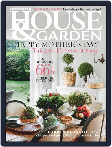 Australian House & Garden May 1st, 2020 Digital Back Issue Cover