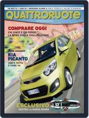 Quattroruote (Digital) Subscription May 1st, 2011 Issue