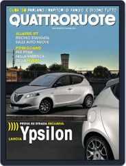 Quattroruote (Digital) Subscription June 1st, 2011 Issue