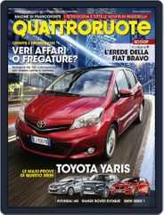 Quattroruote (Digital) Subscription October 12th, 2011 Issue
