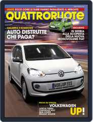 Quattroruote (Digital) Subscription December 2nd, 2011 Issue