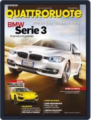 Quattroruote (Digital) Subscription February 23rd, 2012 Issue