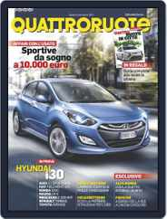 Quattroruote (Digital) Subscription April 2nd, 2012 Issue