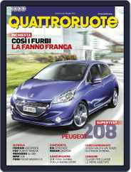 Quattroruote (Digital) Subscription May 3rd, 2012 Issue