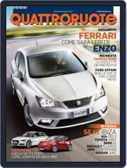 Quattroruote (Digital) Subscription June 7th, 2012 Issue