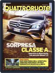 Quattroruote (Digital) Subscription September 6th, 2012 Issue