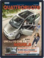 Quattroruote (Digital) Subscription October 30th, 2012 Issue