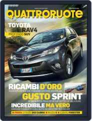 Quattroruote (Digital) Subscription April 3rd, 2013 Issue