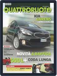 Quattroruote (Digital) Subscription May 2nd, 2013 Issue