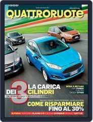 Quattroruote (Digital) Subscription June 1st, 2013 Issue