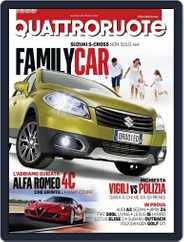 Quattroruote (Digital) Subscription October 1st, 2013 Issue