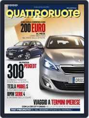 Quattroruote (Digital) Subscription November 1st, 2013 Issue