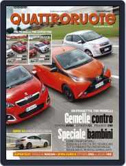 Quattroruote (Digital) Subscription June 30th, 2014 Issue