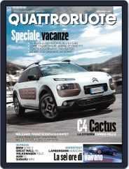 Quattroruote (Digital) Subscription August 1st, 2014 Issue