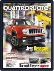 Quattroruote (Digital) Subscription September 8th, 2014 Issue