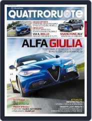 Quattroruote (Digital) Subscription May 31st, 2016 Issue