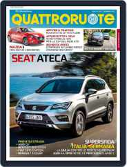 Quattroruote (Digital) Subscription August 1st, 2016 Issue