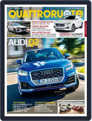 Quattroruote (Digital) Subscription October 1st, 2016 Issue