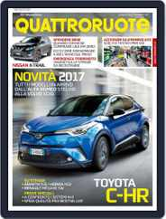 Quattroruote (Digital) Subscription January 1st, 2017 Issue