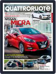 Quattroruote (Digital) Subscription April 3rd, 2017 Issue