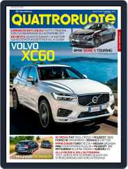 Quattroruote (Digital) Subscription August 1st, 2017 Issue