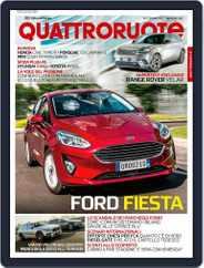 Quattroruote (Digital) Subscription September 1st, 2017 Issue