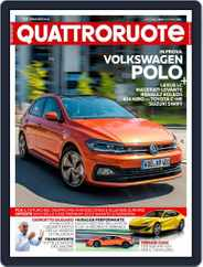 Quattroruote (Digital) Subscription October 1st, 2017 Issue