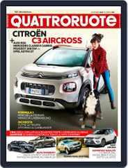 Quattroruote (Digital) Subscription December 1st, 2017 Issue