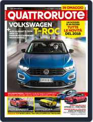 Quattroruote (Digital) Subscription January 1st, 2018 Issue