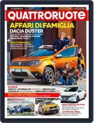 Quattroruote (Digital) Subscription April 1st, 2018 Issue