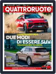 Quattroruote (Digital) Subscription June 1st, 2018 Issue