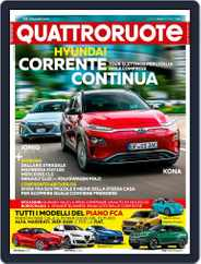 Quattroruote (Digital) Subscription July 1st, 2018 Issue