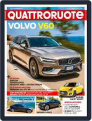 Quattroruote (Digital) Subscription August 1st, 2018 Issue