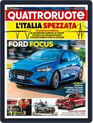 Quattroruote (Digital) Subscription September 1st, 2018 Issue