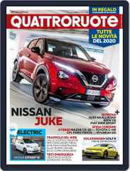 Quattroruote (Digital) Subscription January 1st, 2020 Issue