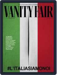 Vanity Fair Italia (Digital) Subscription April 15th, 2020 Issue