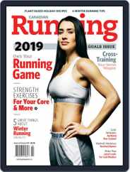 Canadian Running (Digital) Subscription January 1st, 2019 Issue