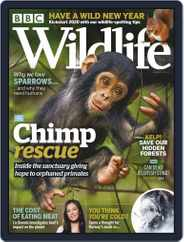 Bbc Wildlife (Digital) Subscription January 1st, 2020 Issue