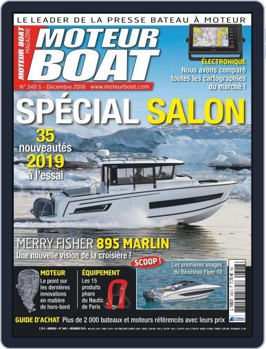 Moteur Boat December 1st, 2018 Digital Back Issue Cover