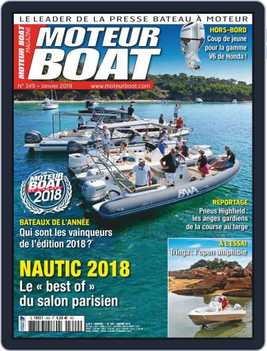 Moteur Boat January 1st, 2019 Digital Back Issue Cover