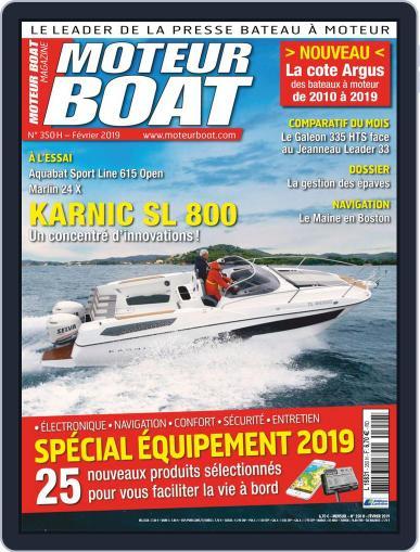 Moteur Boat February 1st, 2019 Digital Back Issue Cover