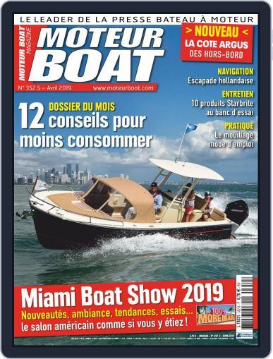 Moteur Boat April 1st, 2019 Digital Back Issue Cover