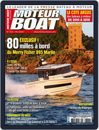 Moteur Boat May 1st, 2019 Digital Back Issue Cover
